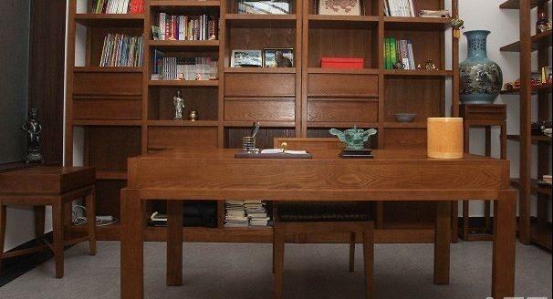 疫情期間在家辦公:書房裝修書桌佈置風水2020