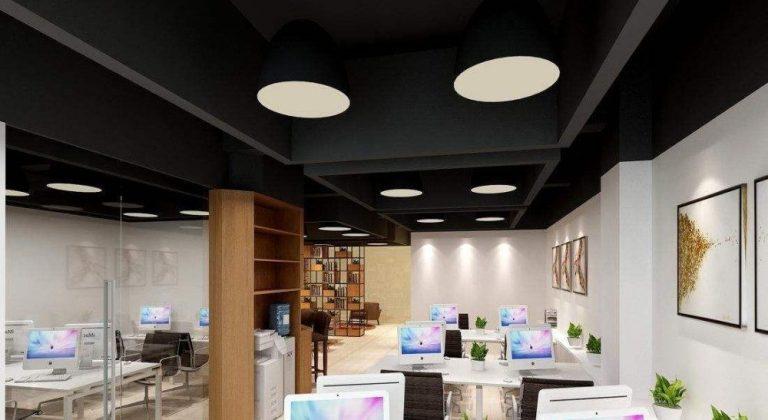 尺寸,設計細節,燈光:回答辦公室走廊過道裝修的常見問題(2020)