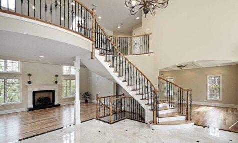 如何選擇複式樓梯的形狀和材料?【獨立屋/村屋/別墅洋房設計2020】