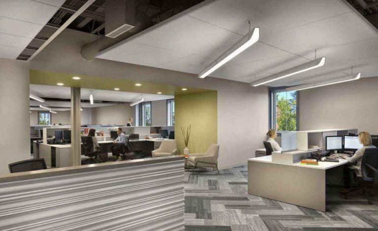 互聯網/金融/廣告:不同行業適合怎樣的辦公室設計裝修風格?