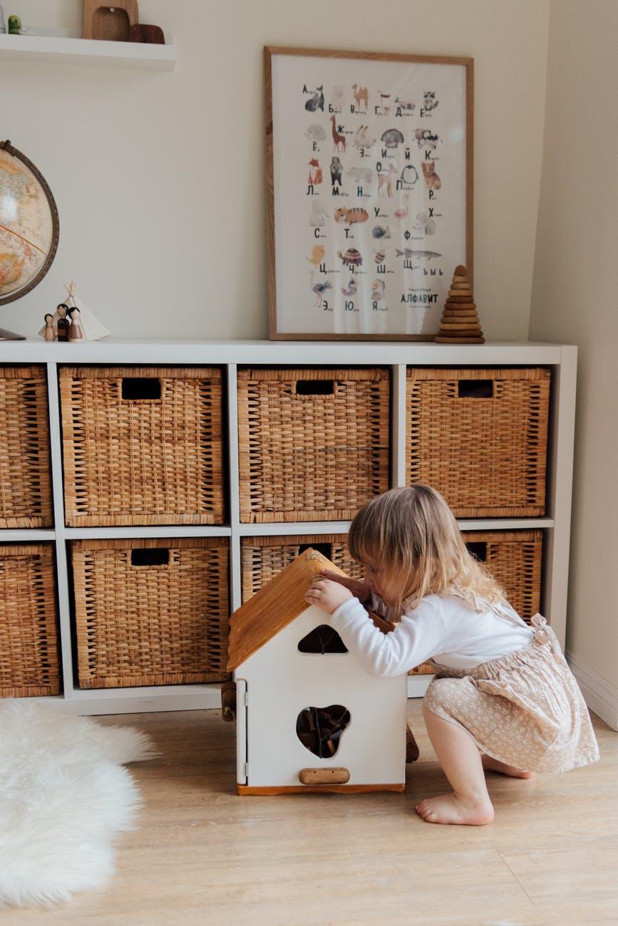 傢俬+收納:創意小朋友房地台床設計改造範例(2021)