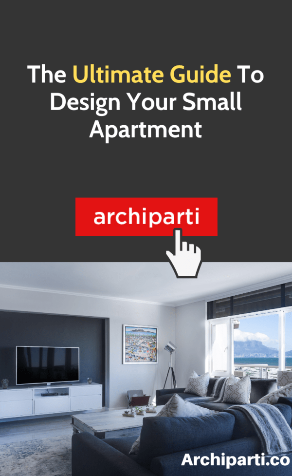 SMALL APARTMENT DESIGN: THE ULTIMATE BEGINNER'S GUIDE (2021 VER.) Small apartment living leaves some people feeling cramped, or worse, claustrophobic.  Whether it be kitchen supplies spilling into the living room or a build-up of boxes in your bedroom, the constraints of space can be frustrating. Don't worry! Through appropriate small apartment design you can create an environment that offers both comfort and privacy.