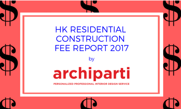 Home renovation costs guideline in Hong Kong (Updated 2020)