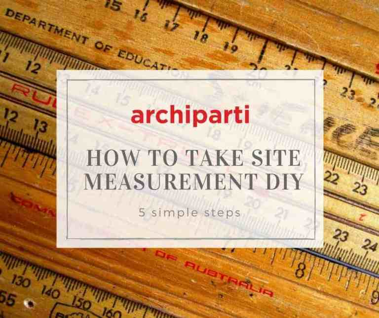 How to take site measurements DIY – 5 Simple Steps'