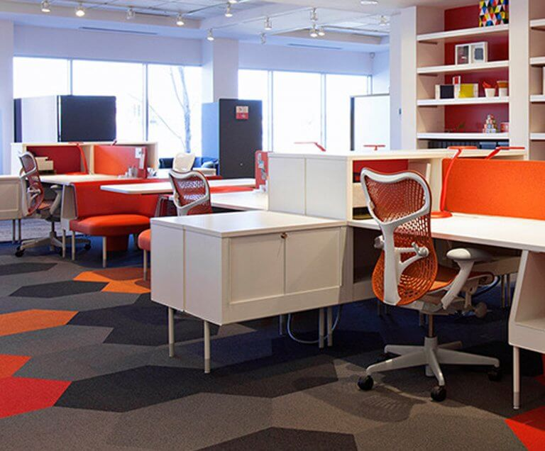 Sprucing Up Office Spaces with Contemporary Interiors