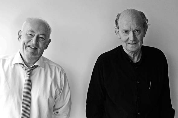 Year: 2010 Caption: 'of de Blacam and Meagher', Irish National Pavilion at the 12th International Architecture Exhibiton (La Biennale), Venice – John Meagher and Shane de Blacam Courtesy: Fionn McCann