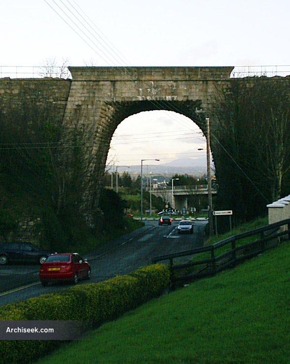 1851 - MacNeills Egyptian Arch, Newry, Co. Armagh