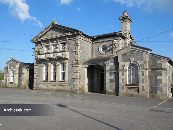 bagnelstown-station