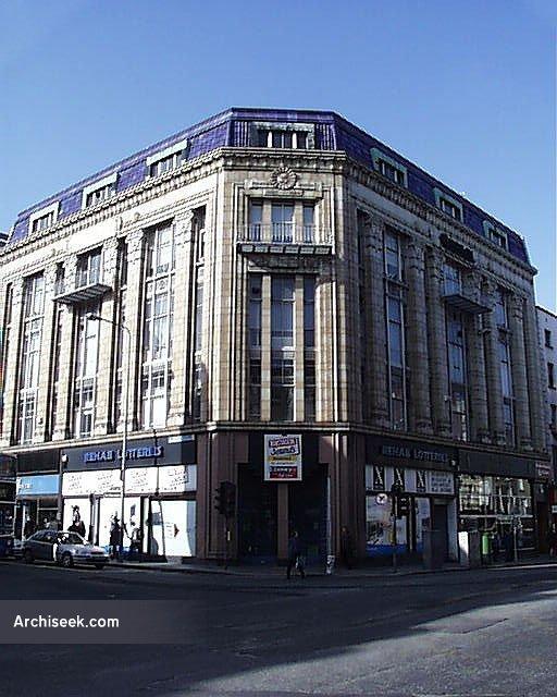 1930 Former Burton S Store Dame Street Dublin