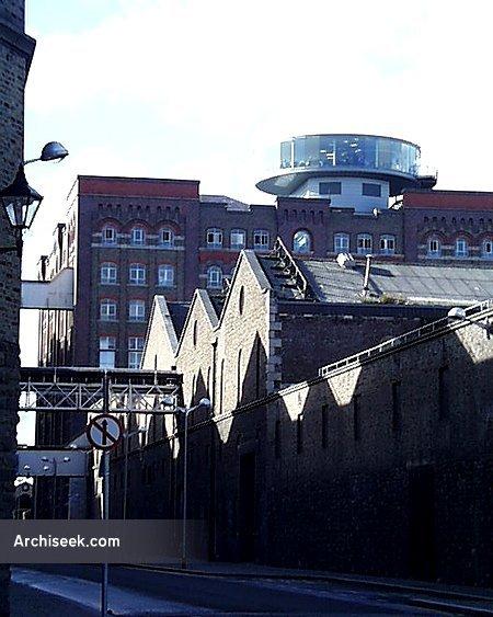 1904 Storehouse St James S Gate Dublin Archiseek