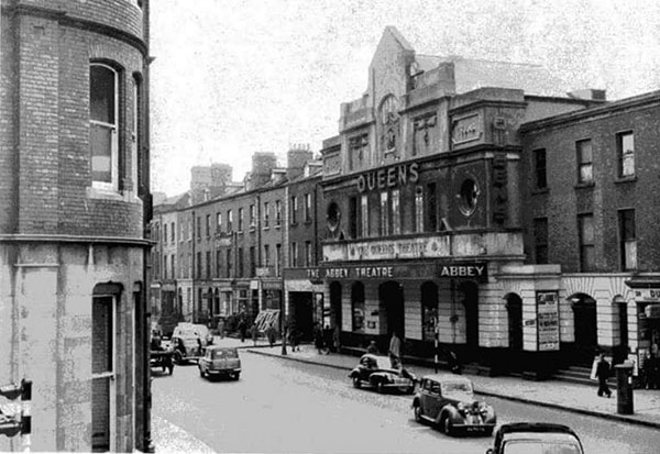 Now Demolished But Built As A Variety Theatre In 1844 Rebuilt 1909 And Later Used By The Abbey Players After Was Destroyed Fire