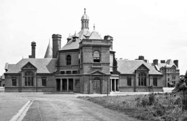 Garrison NCO Mess Standing Apart From The Main Ranges Of Former Marlborough Barracks Known As McKee Since 1926 Plans Were Prepared By