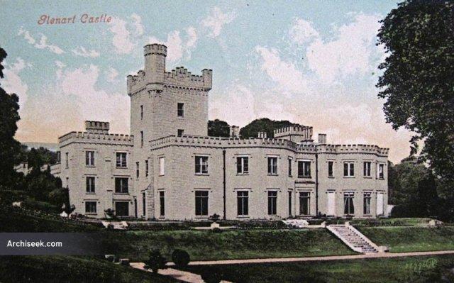 1869 Glenart Castle Co Wicklow Archiseek Irish