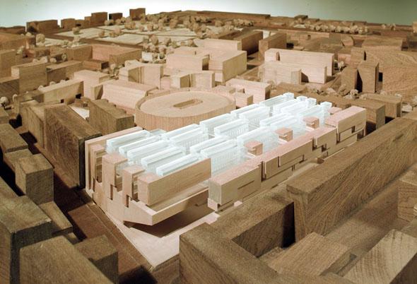 Grafton architects universit luigi bocconi milan for Grafton architects