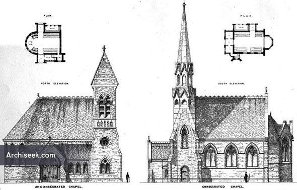 1875 – Crystal Palace Cemetery Buildings, London – Archiseek – Irish ...