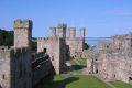 Caernarfon Castle Interior