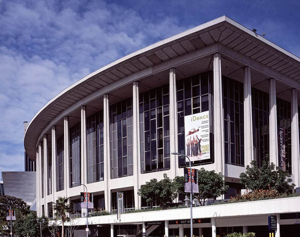 1964 - Dorothy Chandler Pavilion, Los Angeles, California