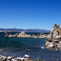 One Afternoon Around Mono Lake