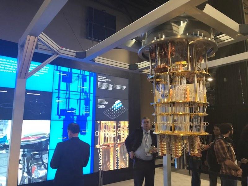 Computador cuántico IBM Q