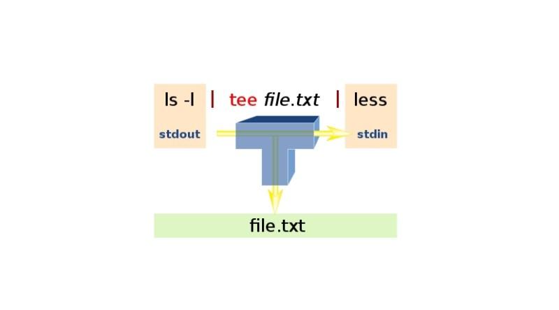 tee diagrama