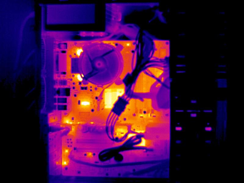 termografía PC