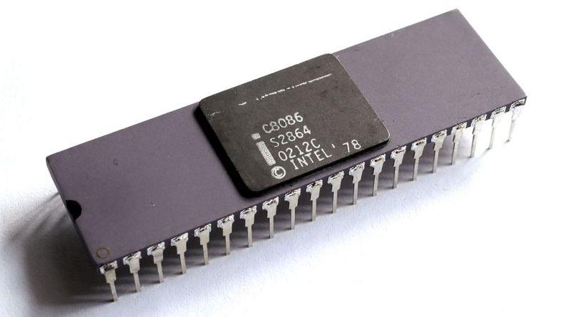 x86, chip 8086