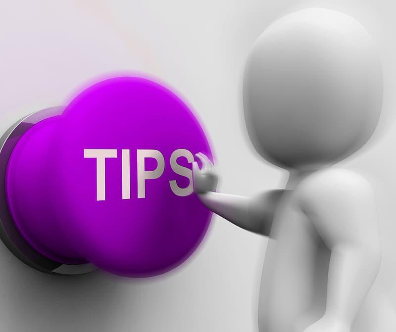Tips, consejos