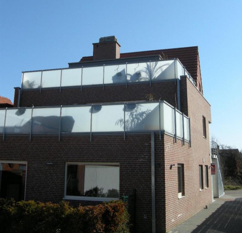 Meergezinswoning Te Geel Stelen  Architect Herman Boonen
