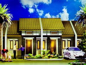 renovasi atap baja ringan rumah tipe 36 desain mungil type pt architectaria media cipta