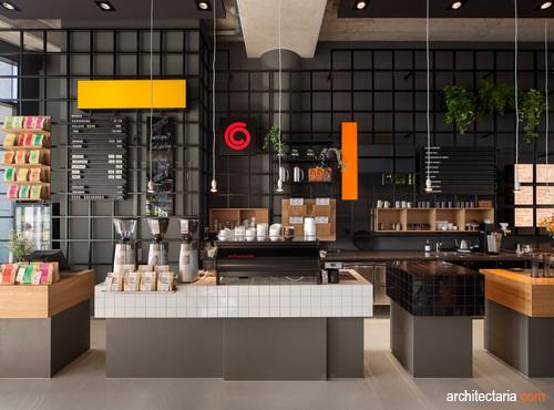 Desain Interior Coffee Shop Seperti Apa yang Menarik Minat