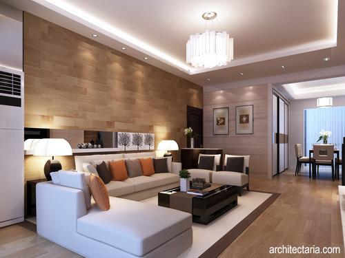 Desain Interior Ruang Tamu Kreatif yang Akan Membuat Rumah Nampak Lebih Indah  PT