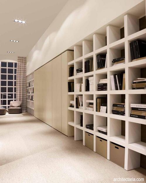 Memilih Rak Buku Yang Akan Mempercantik Rumah Anda