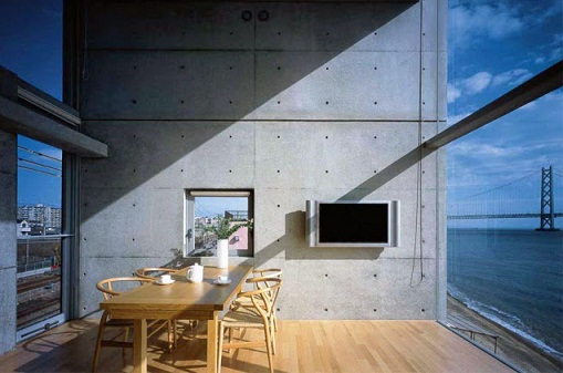 44 house by Tadao Ando  Architect Boy
