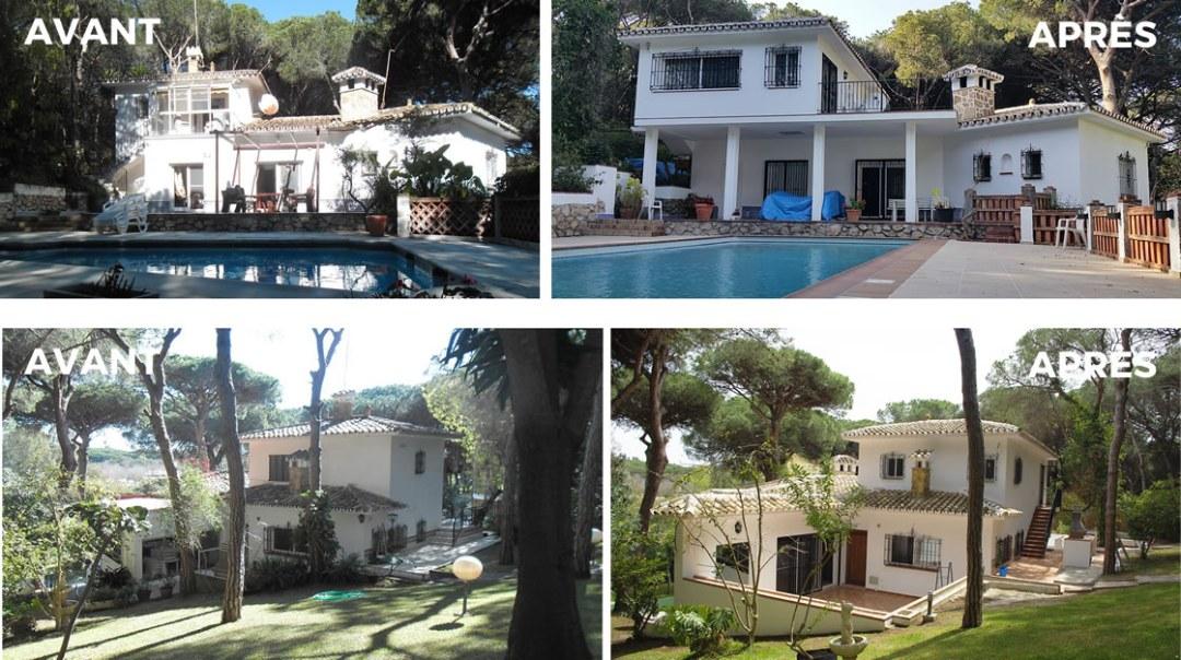 Villa J.O. patio