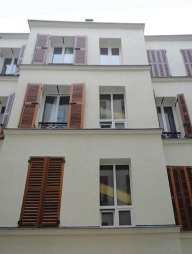 architecte copropriété étanchéité balcon travaux réhabilitation