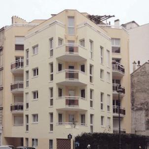 façade brique