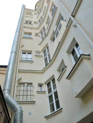 ravalement façade chaux Paris