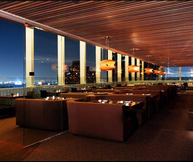 Takami Restaurant and Elevate Lounge in Los Angeles