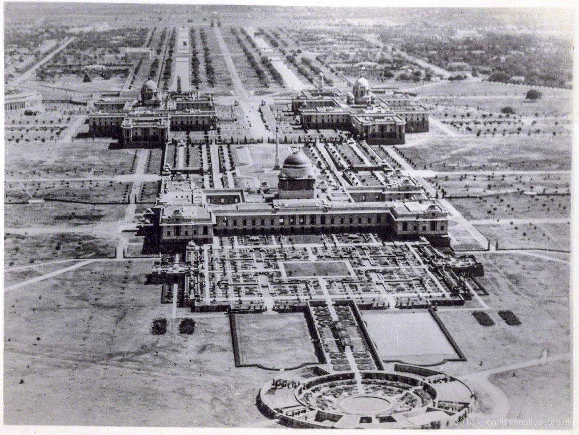 Lutyens Delhi Architecture Love Work Travel