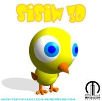 Sisiw 3D