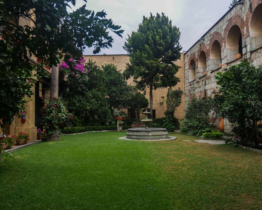 VISITING THE HOTEL QUINTA REAL, OAXACA - Architect On The Road