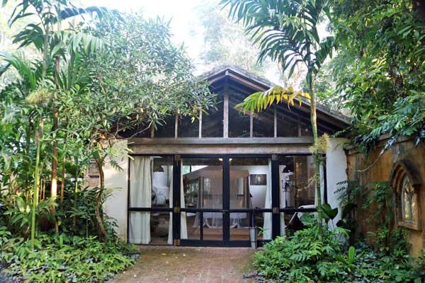 ルヌガンガ 庭園 lunuganga ギャラリールーム Gallery Room ジェフリーバワ geoffrey bawa