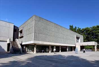 ル・コルビュジエ/国立西洋美術館(日本)