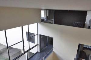 ラ・ロッシュ=ジャンヌレ邸の内部|ル・コルビュジエ建築|フランス(パリ)