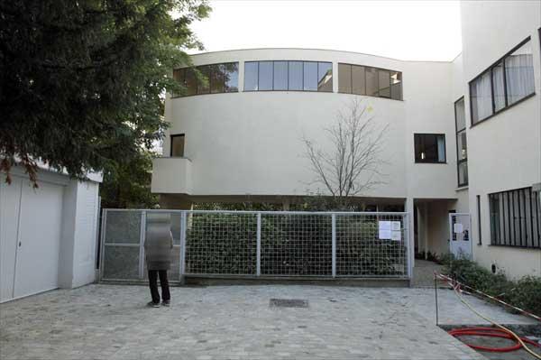 ラ・ロッシュ=ジャンヌレ邸・外観|ル・コルビュジエ建築|フランス(パリ)