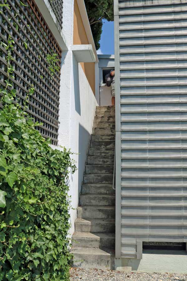 レマン湖畔の小さな家/ル・コルビュジェ建築/スイス