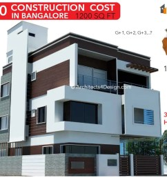 30x40 construction cost in bangalore residential 30x40 cost of construction in bangalore [ 1204 x 827 Pixel ]