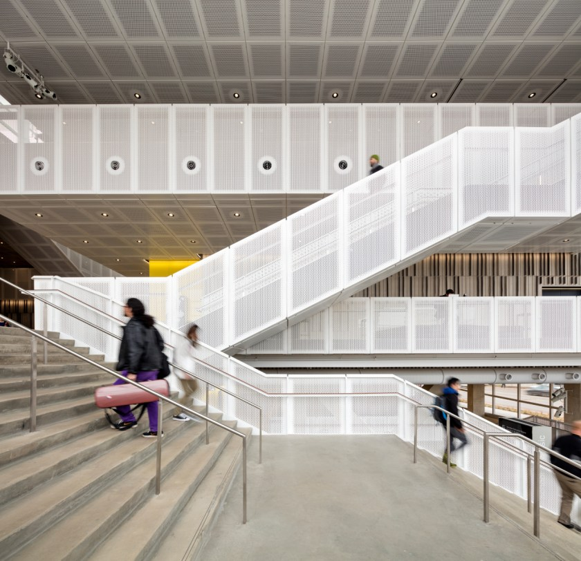 Image result for university of iowa music building stairs