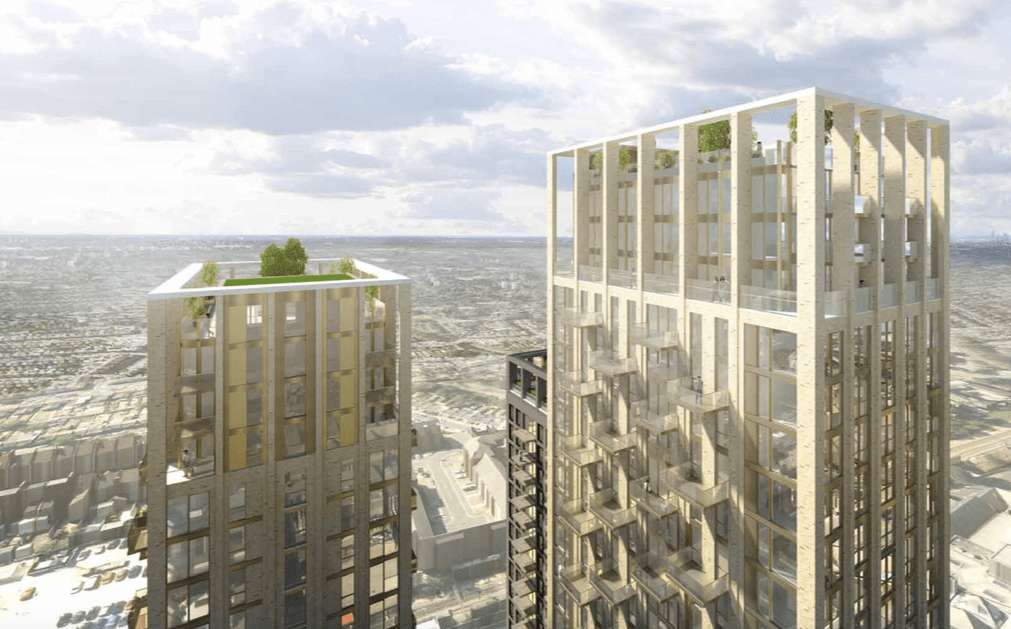 The Mall – planning application