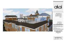 Second Empire Rooftop Expansion